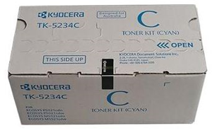 Kyocera TK-5234C Cyan Toner Cartridge