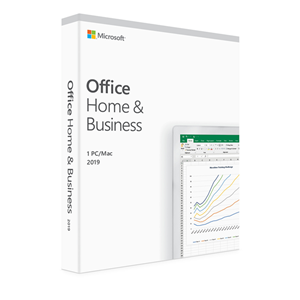 Microsoft Office Home & Business 2019 No Media